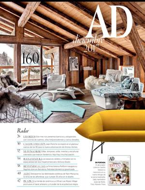Magazine AD Spain 2017